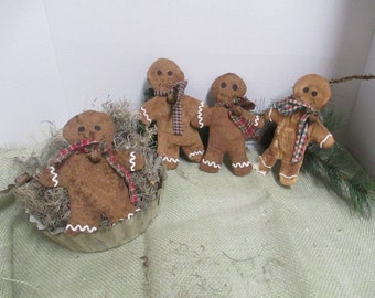 Gingerbread Ornaments/Bowl Fillers