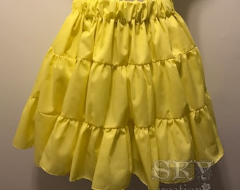 Loli's Petticoat in Sunshine Yellow