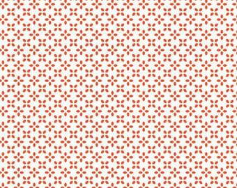 WINDHAM Uppercase Pink Orange Butterflies 41822-2 Yardage, Janine Vangool