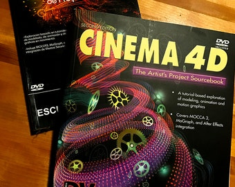 Cinema 4D, The Artist's Project Source Book
