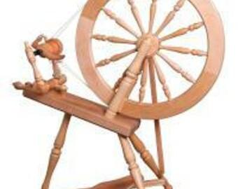 Ashford Elizabeth Spinning Wheel