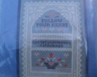 Counted Cross Stitch Embroidery New kit