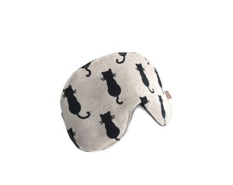eyemask cat canvas adjustable