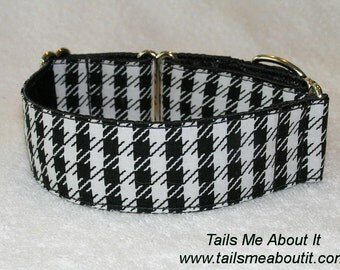 """READY TO SHIP - Side Release Buckle Dog Collar - 1.5"""" Width - Size 10""""-14"""""""