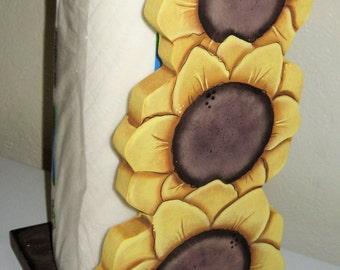 Sunflower kitchen decor Etsy