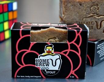 Stout - HomeBrew Soap