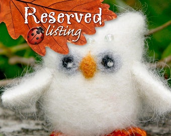 Reserve Listing for Steph