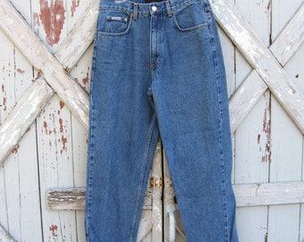 Vintage 1990s Calvin Klein denim jeans CK 32 x 30