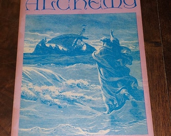 Studies In Alchemy by Saint Germain Vintage Paperback Book