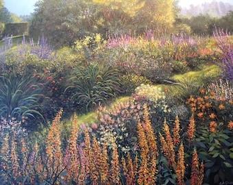 Afternoon Garden