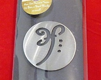 ZIBU HONESTY MAGNET - Truth - Symbol- Tarot- 2lb- Earth magnet- Fridge - Locker- Yoga- Meditation- New Age- Relaxation- Symbolism- Zen-