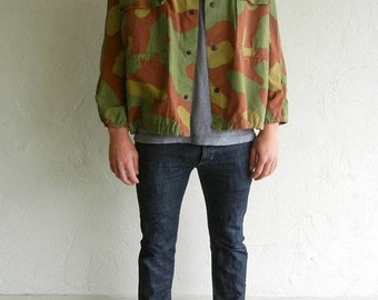"""30% off SPRING SALE The """"Camo"""" Field Jacket"""