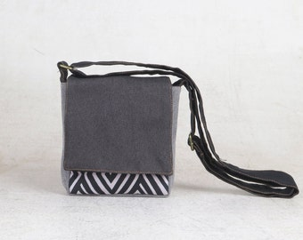 cell phone purse - pouch bag - mini satchel bag - crossbody cell phone bag - mini messenger bag - mini crossbody bag - mini bag