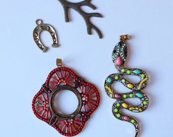 Set of pendants price for all