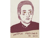 People Feelings by Data (third edition)