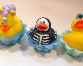 Rubber Ducky Soaps-Handmade-Rubber Duck-Toy-Fun-Children-Natural-Soap-Birthday-Party-Handcrafted-Abbotsford-BC,-Canada