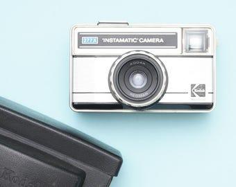 Kodak Instamatic 277X Compact Point and Shoot Film Camera