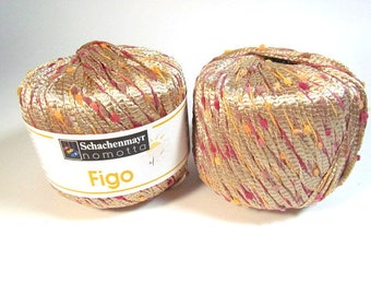 Schachenmayr Figo Ribbon Yarn 2 balls