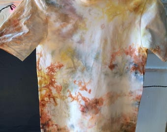 Ice Dyed Small T-Shirts