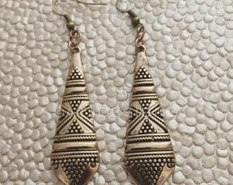 Tribal Dangle Earrings