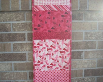 Chemistry on the table runner - FREE SHIPPING