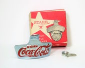 Vintage // Starr X // Coca Cola Bottle Opener / Mint / Original