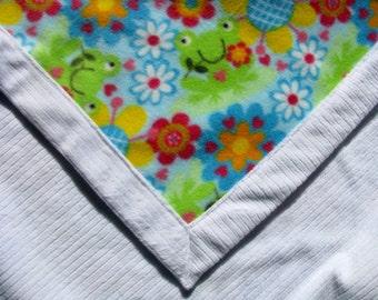 Baby Blanket, Baby, Blanket, Fleece, Lap Blanket, Stroller Blanket, Baby Shower Gift, Minky