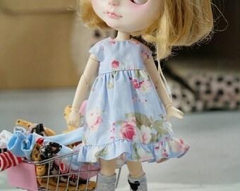 D Blythe cotton dress