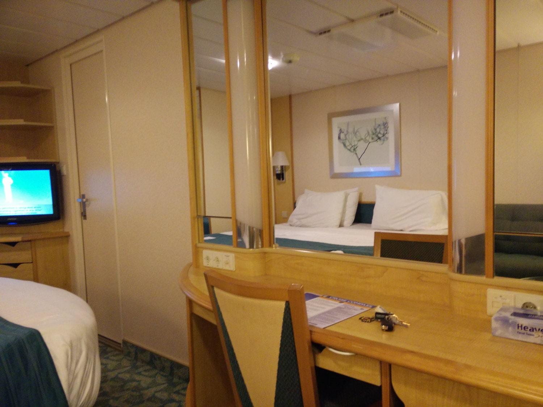 Interior Promenade Stateroom - Royal Caribbean Indy