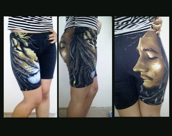 SALE Bob Marley Shorts