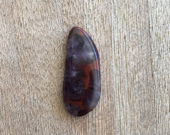 Mystery Cabochon for Jewelry Making. Amethyst. CAB110