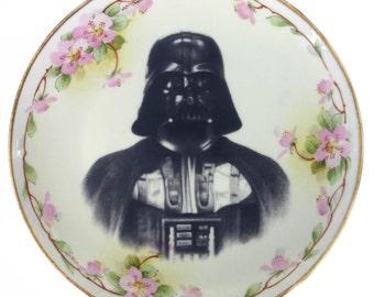 "Darth Portrait Plate 8.4"""