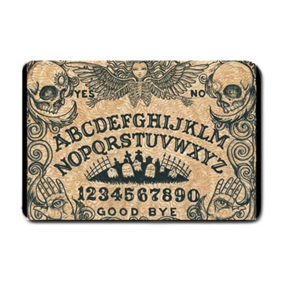 Ouija Board Floor Mat