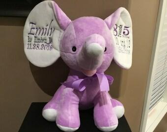 Personalized Elephants