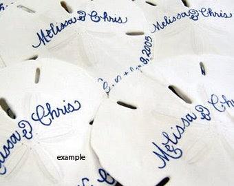 Lot of 65 - Medium Sand Dollars, Bulk Buy - Great for Wedding Crafts - Sailors - Shell Crafts Party Escort Cards