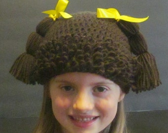 Cabbage Patch Hat ~ Size Small ~