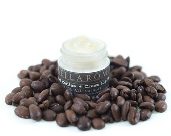 NEW! Potted Coffee + Cream LIP MELT