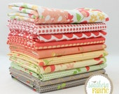 "Sundrops - Fat Quarter Bundle - 10 - 18""x21"" Cuts - by Corey Yoder- Moda Quilt Fabric"
