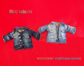 Denim Jacket for Lati yellow & More size