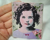 1991 Sweetheart Child Vivian Leigh with Sweet Smile Patch.