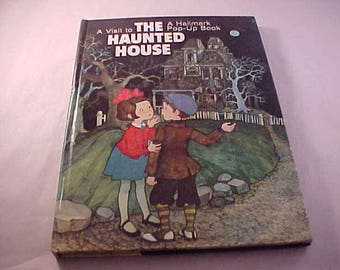 Hallmark The Haunted House Pop-Up Book