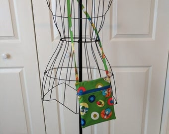 Handmade Dr. Seuss  Cross Body Sling Bag