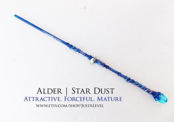 Galaxy fiction inspired wand personality trait light by for Galaxy wand