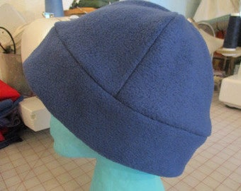 Fleece Cap PDF Sewing Pattern Digital Download
