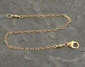 """Gold Filled - 5"""" Necklace Extender"""