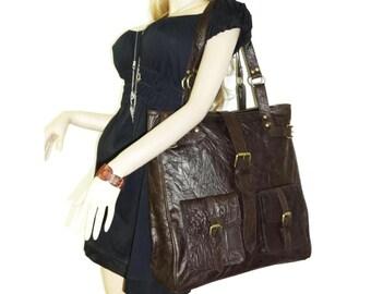 Orea Leather Tote, Large Leather Tote, Leather Tote, Leather Tote, Leather Tote, Leather Tote, Leather Tote, Brown Leather Tote Leather Tote