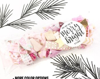 Black Friday Flhair Stocking Stuffer Hair Ties Mega Pack of Flhair Ties 20 Piece Lot 8 Colors Options Available