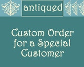 Reserved for  -  Fillable Acrylic Vial Locket Pendant with Antiqued Copper Leaf Shape End Caps - Qty 6