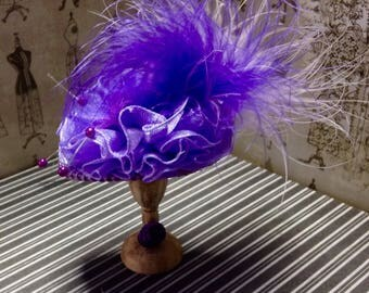 1-12th Scale miniature hat.