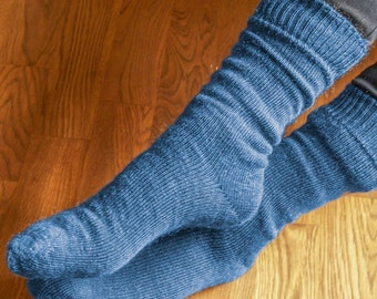 English Made Goat Fibre Socks for Everyday Wear